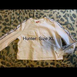 Hunter sweatshirt